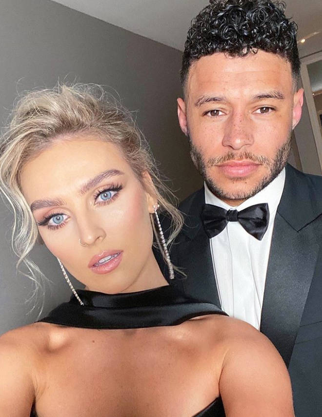 Perrie Edwards admitted she fears cooking for boyfriend Alex