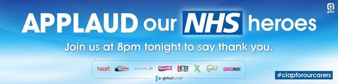 Applaud Our NHS Heroes