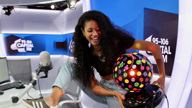 Vick Hope Confirmed For Strictly Come Dancing 2018