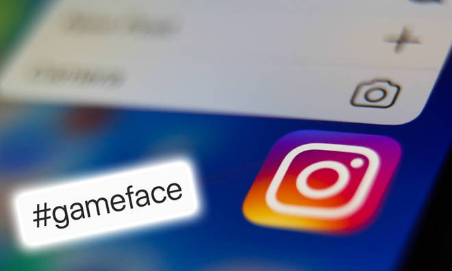 Instagram users have been keeping busy with the new trend