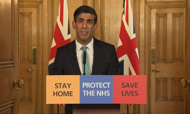 Chancellor Rishi Sunak announced a support scheme for those who are self-employed