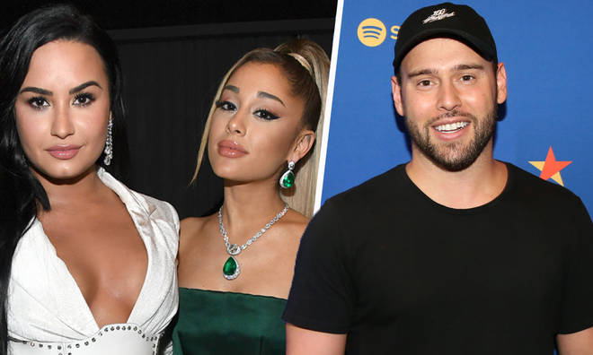 Ariana Grande wanted Demi Lovato on board with Scooter Braun
