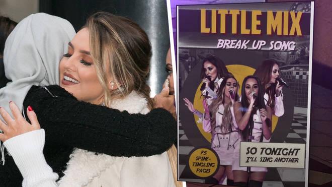 A Mixer made Little Mix's 'Break Up Song' music video