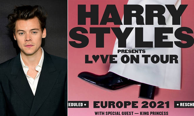 Harry Styles made a Selects playlist with Zane Lowe