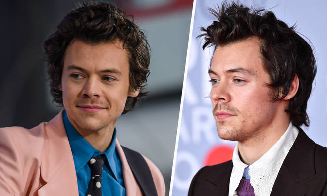 Harry Styles is writing new music in isolation