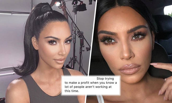 Kim Kardashian slammed for million dollar donation whilst promoting SKIMS