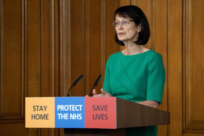 The government have warned social distancing measures could be in place for up to six months