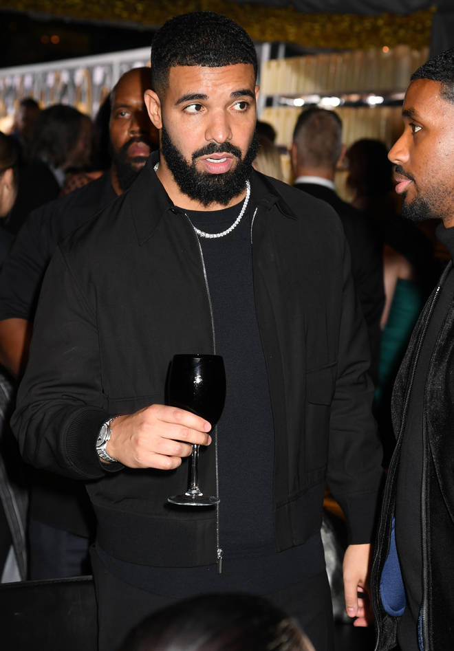 Drake kept the news of his son out of the spotlight for the first year