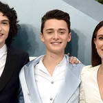 Stranger Things star hints co-stars are 'awkward' to admit they like each other