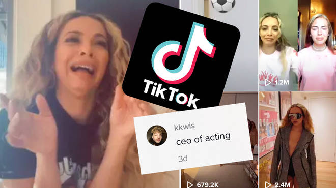 The CEO Of comment on TikTok