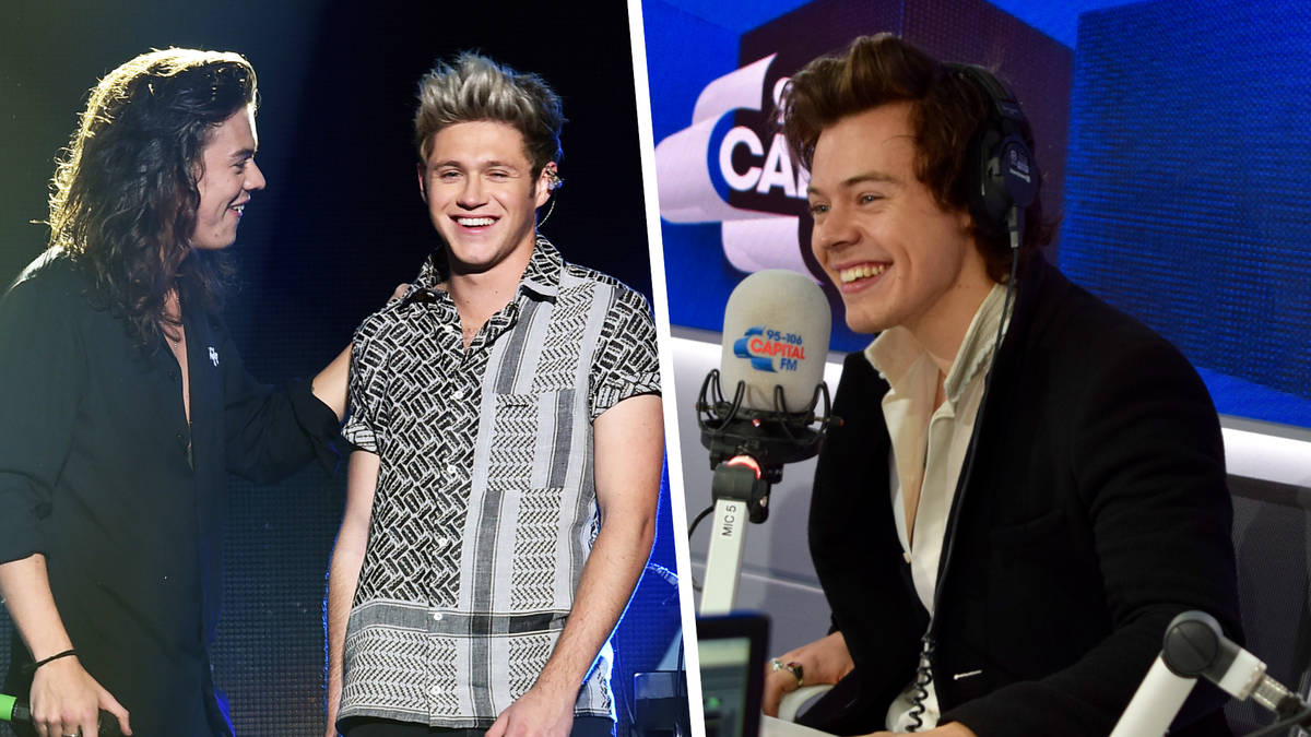 Harry Styles picks his favourite Niall Horan track