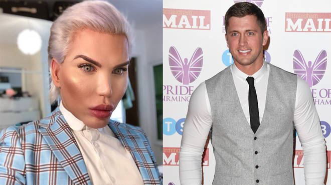 TOWIE's Dan Osborne & Human Ken Doll To Appear On CBB
