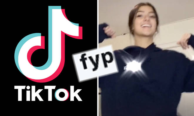 What is 'FYP' on TikTok?