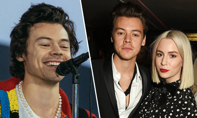 Harry Styles is trapped across the pond during lockdown