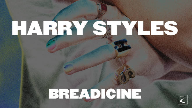 Harry Styles seemingly teased new single, 'Breadicine'