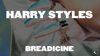 Harry Styles seemingly teased new single, 'Breadicine'