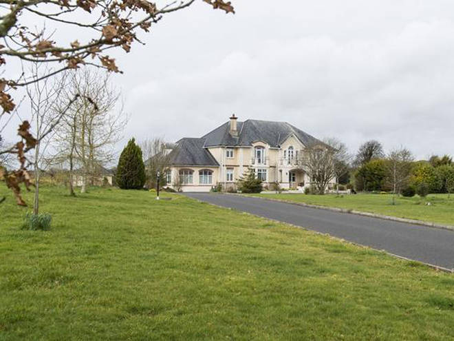 Niall Horan bought this home for his mum in their hometown in Ireland