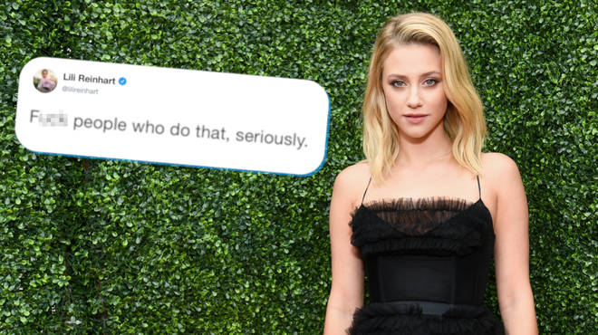 Lili Reinhart Slams Twitter Hackers After Cole's Account Hacked