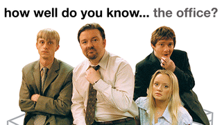 Take our The Office trivia quiz