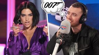 Sam Smith Offers Dua Lipa Advice On Her James Bond Theme Song