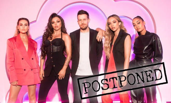 Little Mix's The Search has officially been postponed