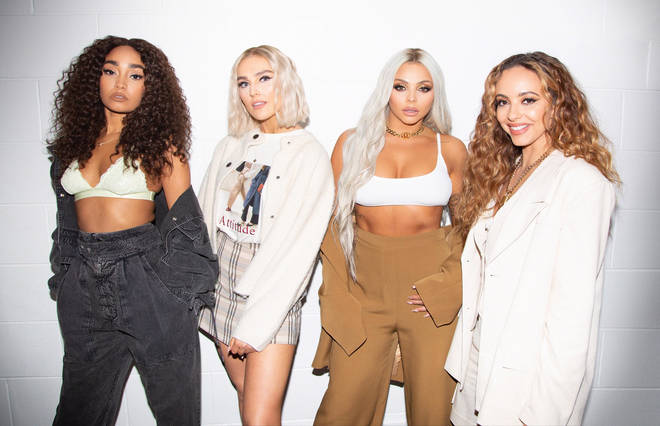 Little Mix began auditions for The Search in January