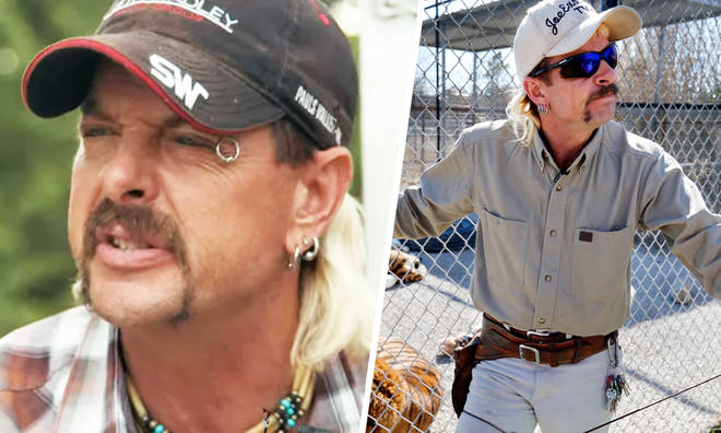 Is Joe Exotic still in prison as he's sentenced to 22 years behind bars?