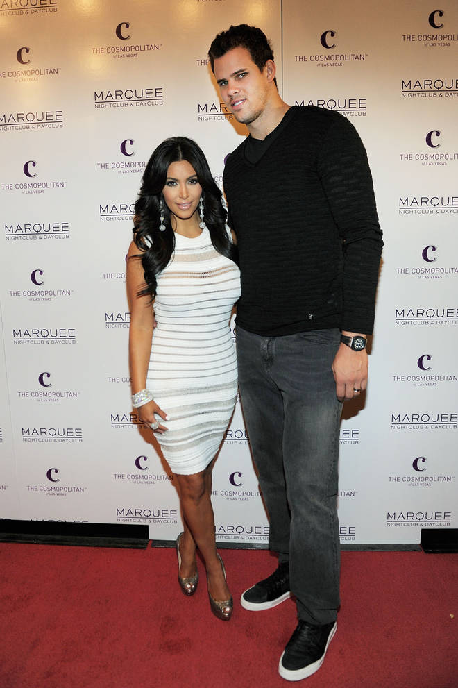 Kim Kardashian and Kris Humphries' marriage lasted 72 days