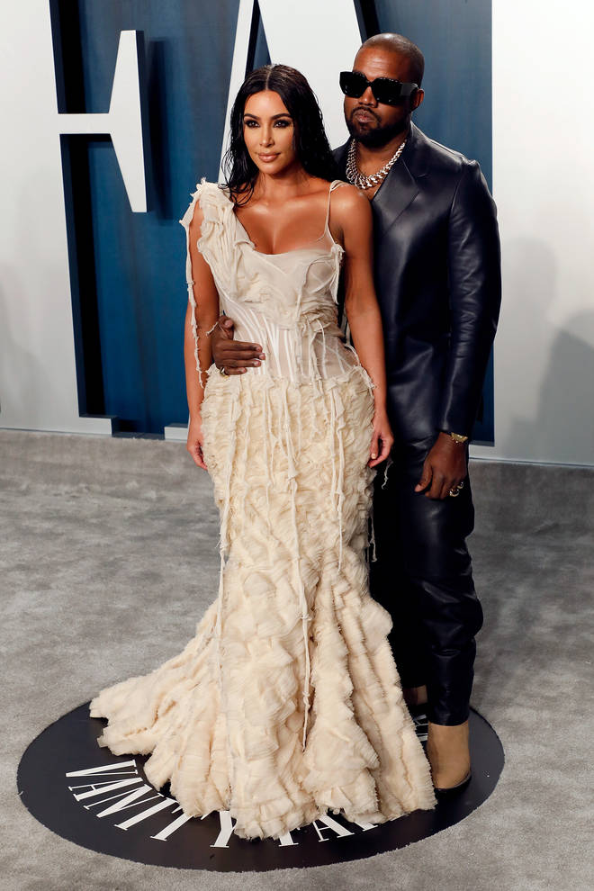 Kim Kardashian and Kanye West married in 2014