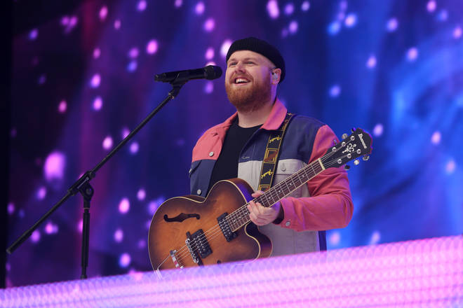 Tom Walker joined Capital Breakfast with Roman Kemp