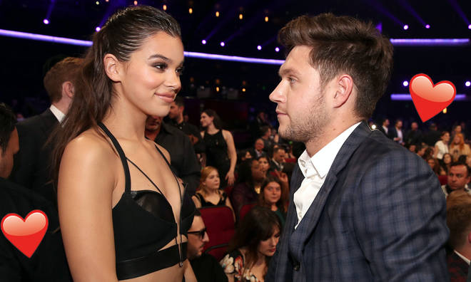 Niall Horan & Hailee Steinfeld Pictured Kissing In LA