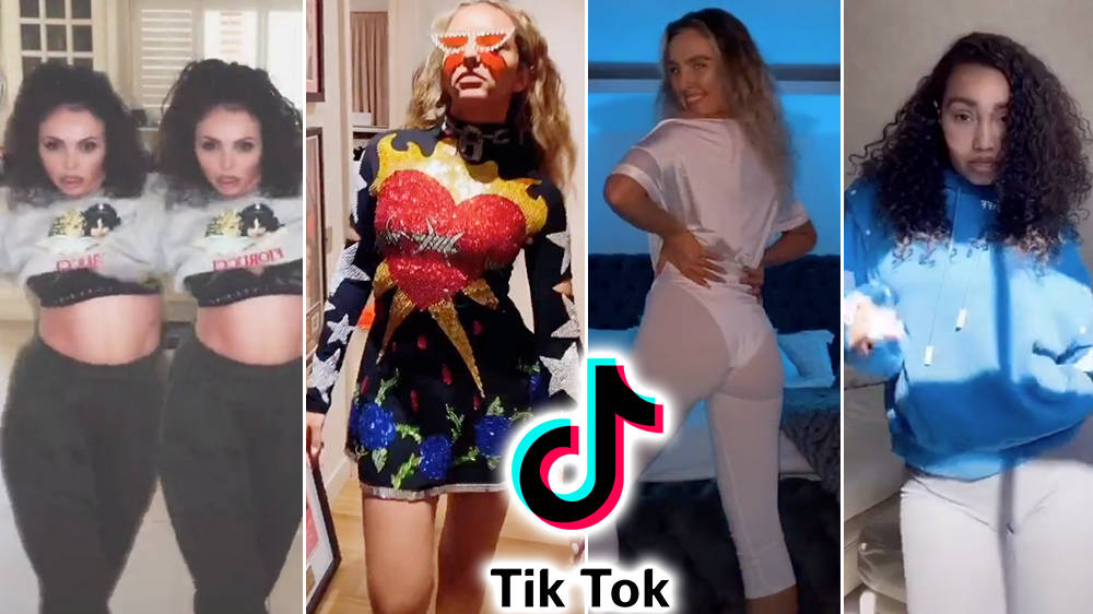 Little Mix TikTok: Jesy, Jade, Perrie & Leigh-Anne's usernames