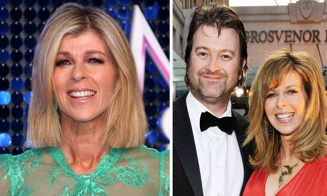 Kate Garraway's husband 'fighting for his life' after contracting COVID-19