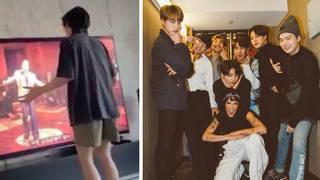 BTS' V was filmed singing to Halsey's 'Closer'