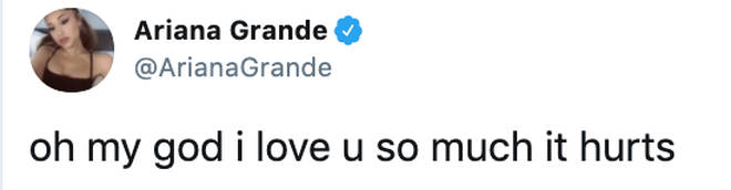 Ariana Grande and 'Dance To This' collaborator Troye Sivan