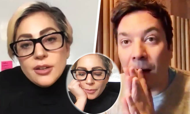 Lady Gaga takes $10M pledge from Apple CEO Tim Cook in rescheduled Jimmy Fallon Facetime