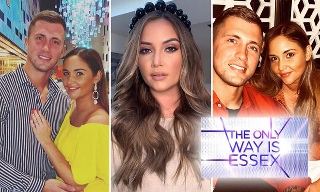 Jacqueline Jossa said she was asked by TOWIE bosses to join the show