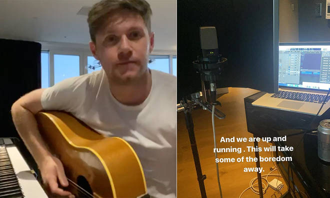 Niall Horan is back with some more hits