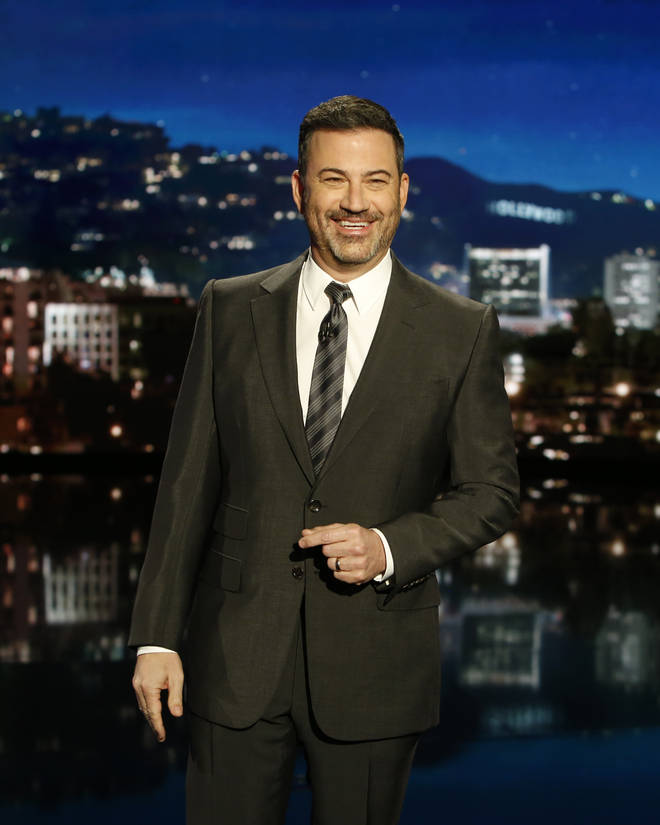 Jimmy Kimmel will co-host 'One World: Home Together'