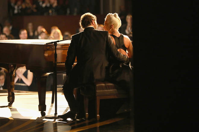 Lady Gaga & Bradley Cooper- 91st Annual Academy Awards