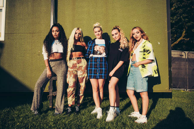 Fans believe Anne-Marie could be collaborating with Little Mix