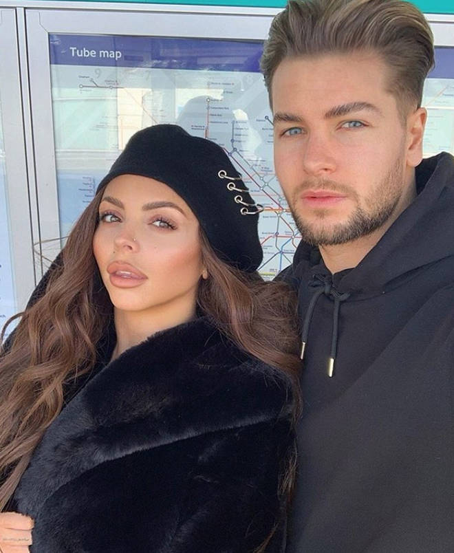 Jesy Nelson and Chris Hughes split 16 months into their relationship. But why?