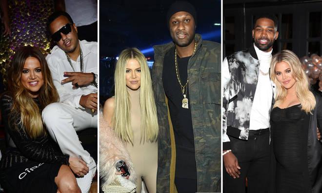 Khloe Kardashian Ex Boyfriends: From Tristan Thompson To Lamar Odom – Who Has The... - Capital