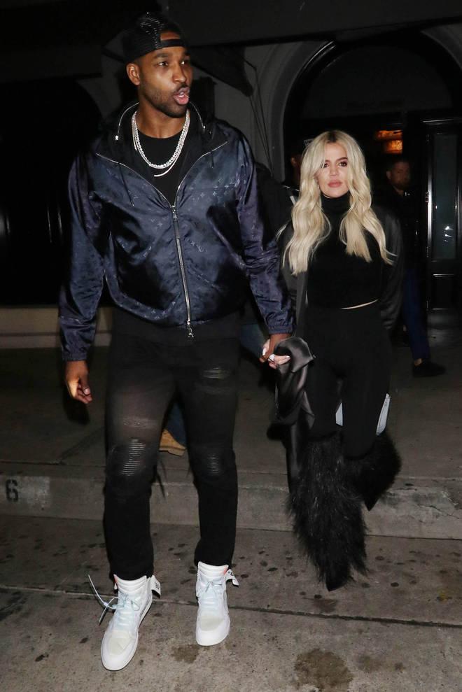Khloe Kardashian and Tristan Thompson split in February 2019