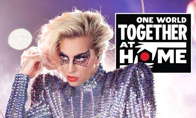 Lady Gaga has organised a live broadcast event to aid the COVID-19 response fund