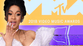 Cardi B Won't Be Performing In Her First Public Appearance At The VMA's