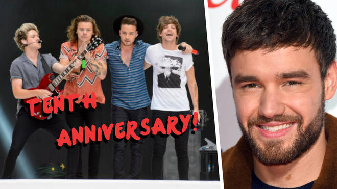 Liam Payne spoke about a special project for 1D's tenth anniversary