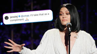 """Jessie J Calls Out The MTV VMAs For """"Out Of Nowhere"""" Comments"""