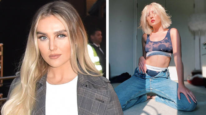 Little Mix's Perrie Edwards unveils hair transformation