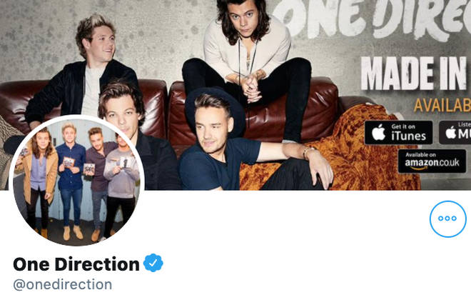 One Direction has not 'changed its profile picture to an image of all 5 members'